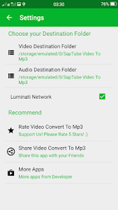 Download video converter to mp3 1.2 APK